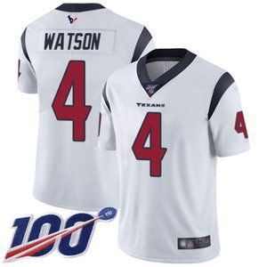 Houston Texans Deshaun Watson 100th Season Jersey